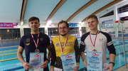 Nocny Maraton Pływacki w Olecku wygrał Krzysztof Wandzioch z Suwałk.