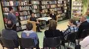 Spotkanie z Danutą Łukaszuk w oleckiej bibliotece