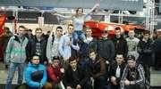 Młodzież z Karolewa na XXIV Międzynarodowych Targach Techniki Rolniczej AGROTECH Kielce 2018