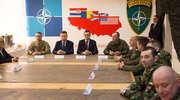 Premier dziękował żołnierzom
