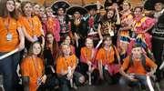 Kreatywność giżyckiej drużyny zachwyciła Polskę