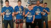 Sebastian Kuźniak mistrzem Polski juniorów w kickboxingu!