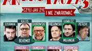 """Spektakl teatralny """"Andropauza 3 - czyli jak żyć i nie zwariować! """""""