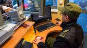 Podejrzany o morderstwo wśród pasażerów autobusu. Wpadł na granicy w Gronowie