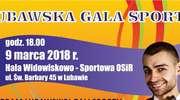 Zapraszamy na jubileuszową Lubawską Galę Sportu!