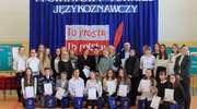 Turniej językoznawczy w SP nr 4 w Olecku