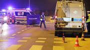 Wypadek w Olsztynie. Młoda kobieta zginęła pod kołami mercedesa