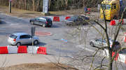 Nowe rondo w Olsztynie zmorą kierowców? [ZDJĘCIA, VIDEO]