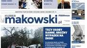 Nowy bezpłatny Kurier Makowski już w kioskach i punktach dystrybucji!