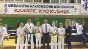 Udany start oleckich karateków na Mistrzostwach Makroregionu Wschodniego