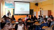 Inspirujące spotkanie w Zespole Szkół Sportowych w Ełku