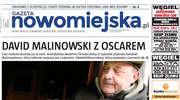 """Jużjutro świeży numer """"Gazety Nowomiejskiej"""""""