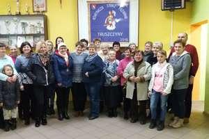 Spotkanie dotyczące utworzenia Koła Gospodyń Wiejskich w Truszczynach