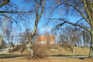 Zdjęcie Tygodnia. Widok na kościół w Bartoszycach