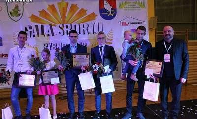 Gala Sportu Rybno 2018. Mateusz Leśniewski zwyciężył w Plebiscycie