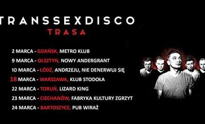 Transsexdisco w rodzimym mieście