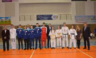 Gala Oleckiego Sportu w hali Lega