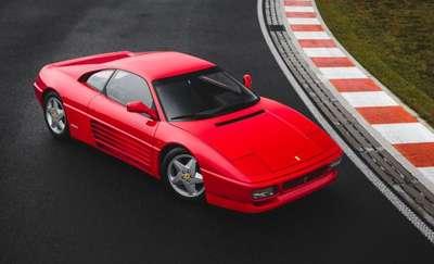 Ferrari odrestaurowane w Polsce