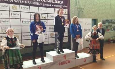 Srebro Eweliny Kaczyńskiej