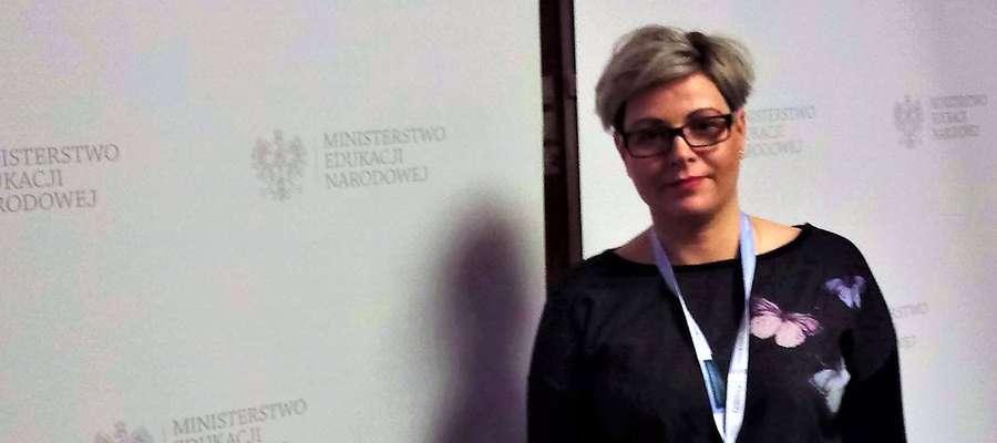 Joanna Sokół od 7 lat jest dyrektorem Zespołu Szkół Zawodowych w Braniewie, w tym roku została powołana do Krajowej Rady Dyrektorów Szkół Zawodowych