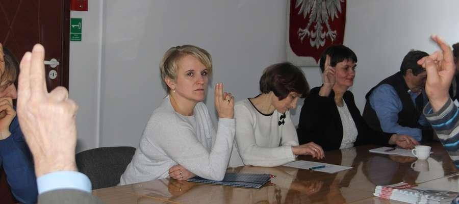 Radni jednogłośnie uchwalili podział gminy na okręgi wyborcze