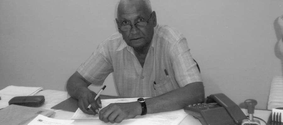 Rudolph Boodhram był nauczycielem języka angielskiego, ale najbardziej kochałtenis stołowy