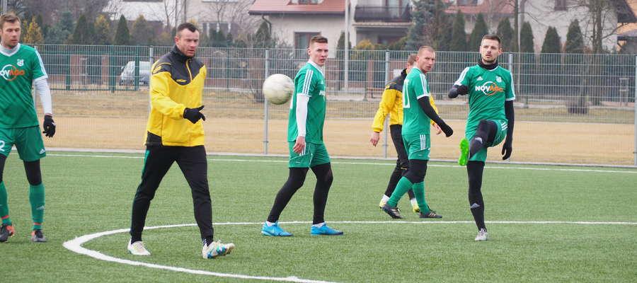 Maciej Rogalski poprowadził nasz zespół do zwycięstwa