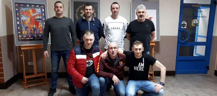 W klasyfikacji generalnej żuromińscy oldboje zajęli 5 miejsce