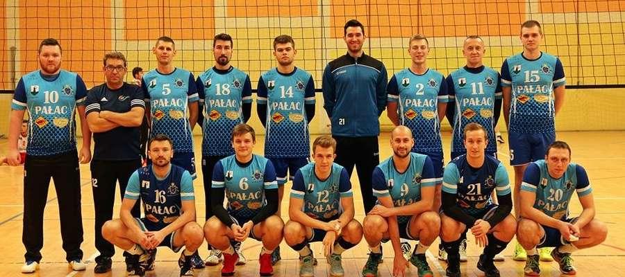 Pałac Kamieniec reprezentuje nas w III lidze