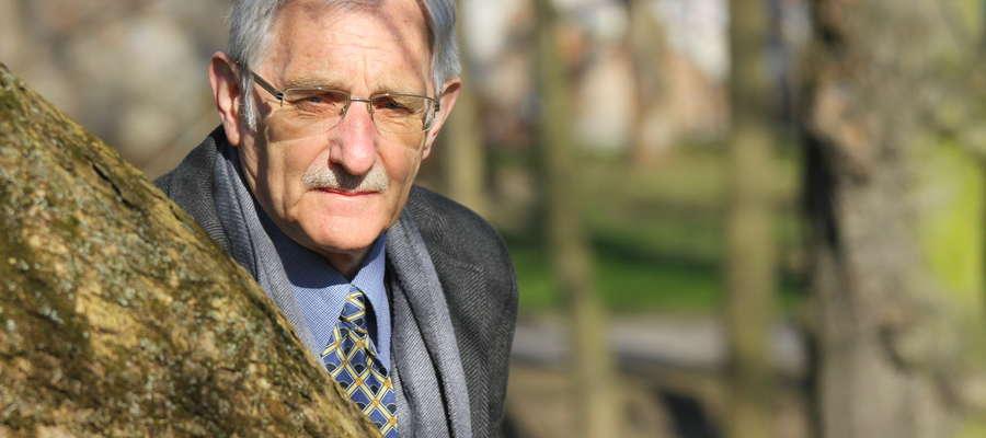 Prof. Zbigniew Endler, ekolog