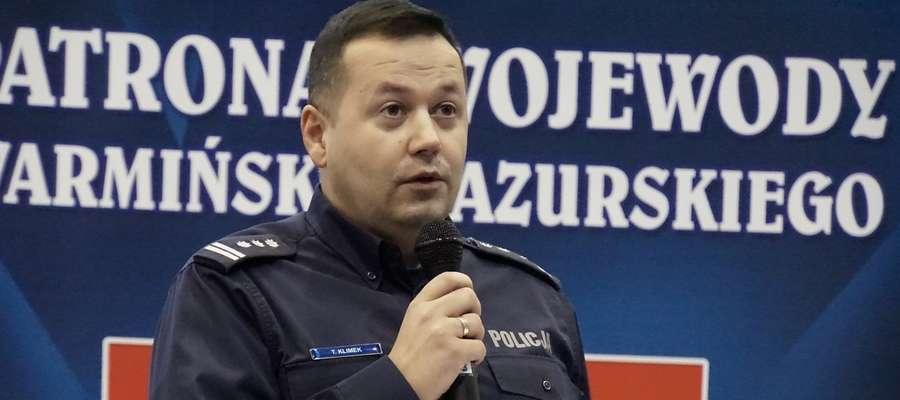 Fot.—W przedsięwzięciu wzięło udział blisko 300 uczniów ze szkół średnich z Ostródy, Nowego Miasta Lubawskiego, Elbląga, Olsztyna i Biskupca.