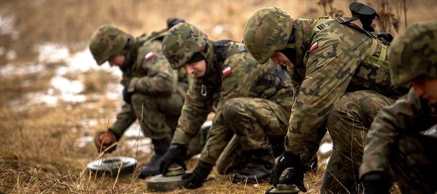 Zgrupowanie poligonowe wojsk inżynieryjnych 16 PDZ