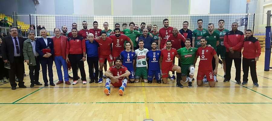 Indykpol AZS Olsztyn i mistrzowie Egiptu Al Ahly Kair