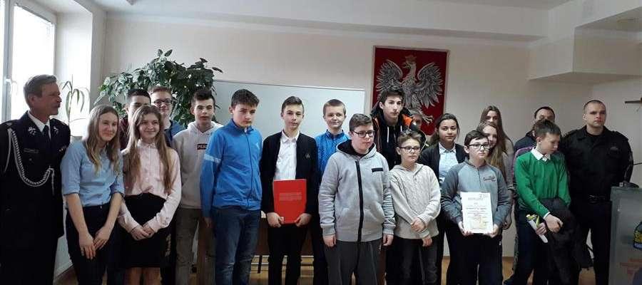 Uczestnicy eliminacji turnieju w Bartoszycach