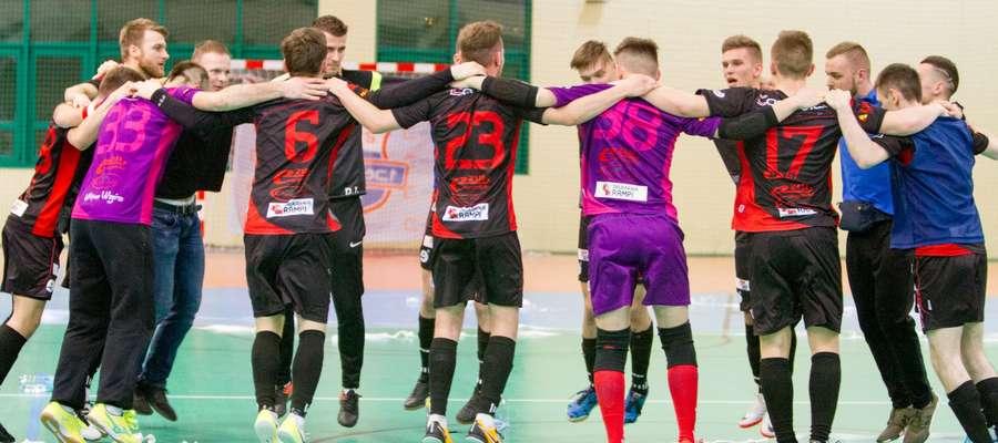 Constract Lubawa świętuje swoje 12. ligowe zwycięstwo w tym sezonie