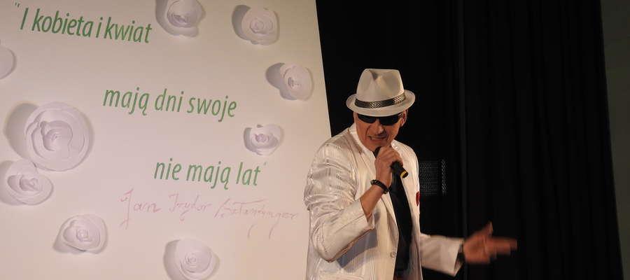 ADI - Adam Janosz dał koncert w Nowym Mieście Lubawskim