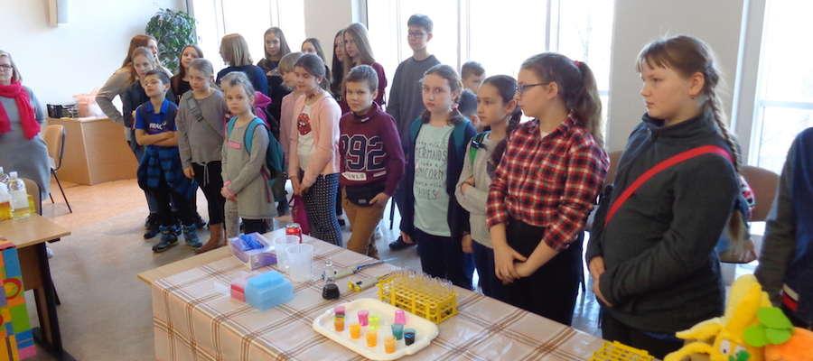 Popularnonaukowe warsztaty w Instytucie PAN w  Olsztynie dla  najlepszych