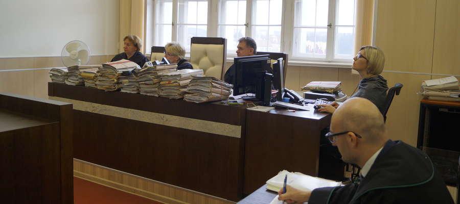 Rozprawa odwoławcza Katarzyny W. toczy się przed elbląskim Sądem Okręgowym
