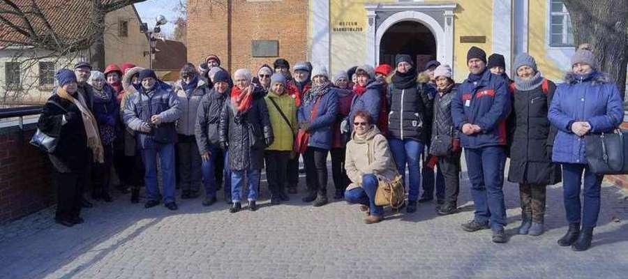 Wycieczka z przewodnikiem PTTK do Olsztyna