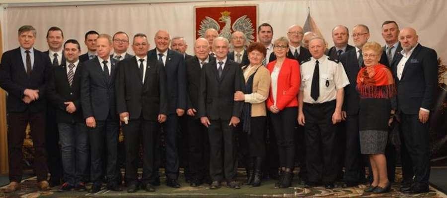 Tytuły Honorowy Obywatel Gminy Orneta wręczono Wojciechowi Bohdanowiczowi i Mirosławowo Naszkierskiemu podczas uroczystej sesji rady miejskiej, która odbyła się w poprzednią środę 21 marca