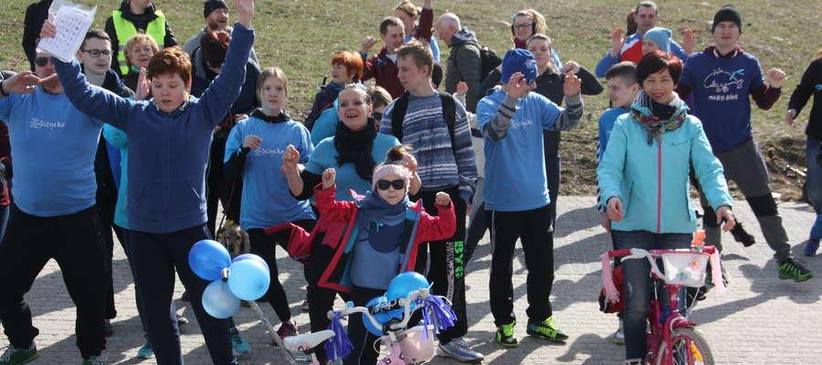 Tradycyjnie w kwietniu - Marszobieg dla Autyzmu