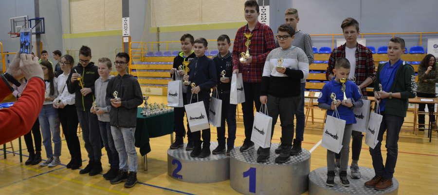 W dwóch kategoriach wiekowych triumfowali uczniowie ostródzkiej SP 4
