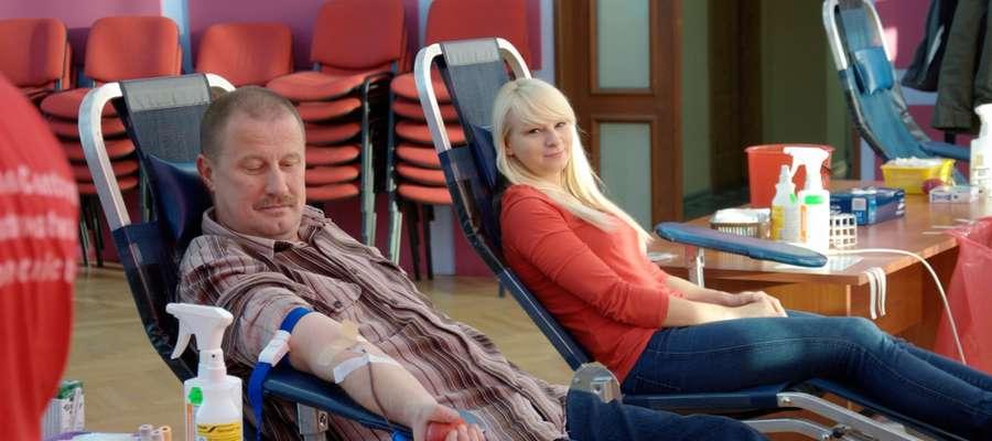 Organizatorzy zapraszają do straży na kolejny pobór krwi