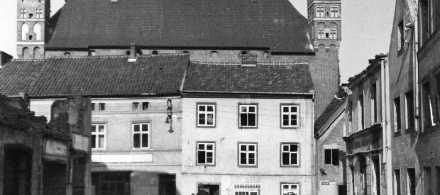 Lidzbark Warmiński w  fotografii Jana Bułhaka