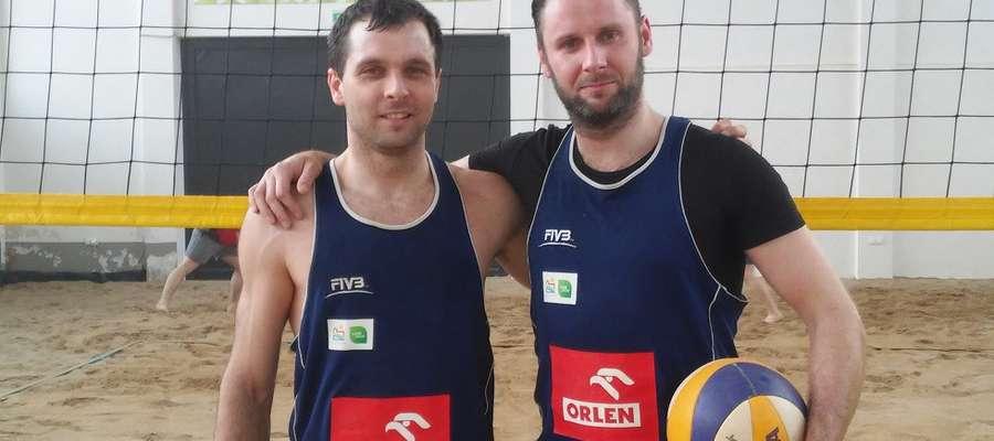 Dariusz Paszkowski i Piotr Szempliński