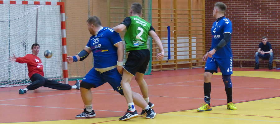 Zdjęcie ilustracyjne, mecz Jeziorak - Borowiak Czersk