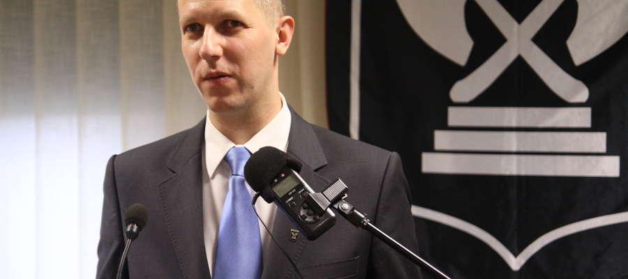 Piotr Petrykowski, burmistrz Bartoszyc