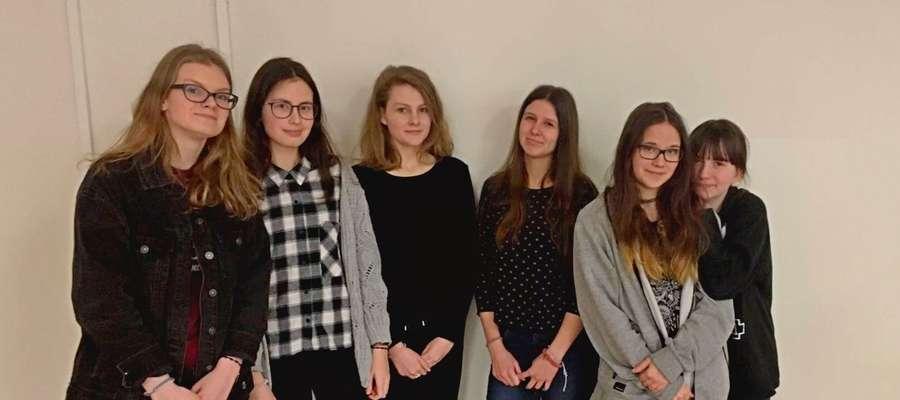 Grupa sześciu dziewczyn z XII LO w Olsztynie organizuje grę miejską, w której wezmą uczniowie olsztyńskich szkół.