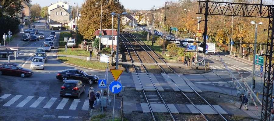 Zamknięty zostanie na czas remontu odcinek ul. Czarnieckiego prowadzący do przejazdu kolejowego