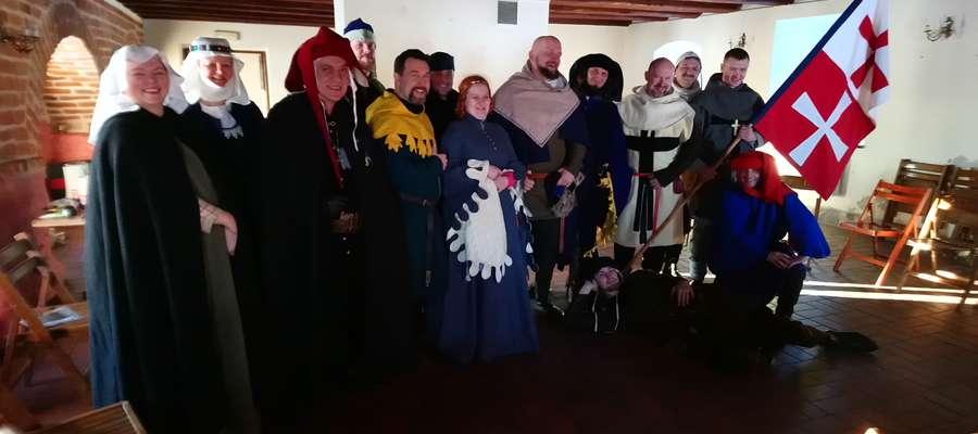 Przedstawiciele Elbląskiego Bractwa Historycznego w minioną sobotę uczestniczyli w Sejmiku Prowincji Pruskiej